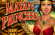 Mayan Princess Video Game