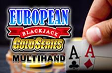 Multi-Hand European Blackjack